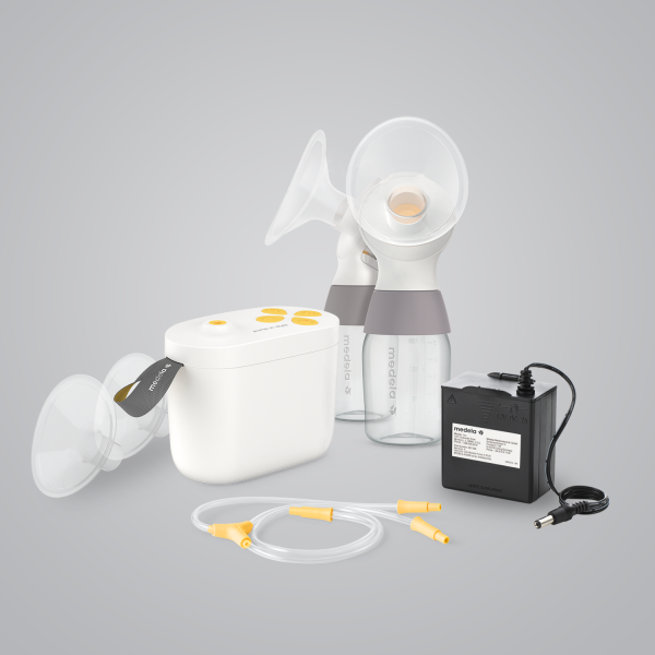 Medela Pump in Style with MaxFlow insurance set