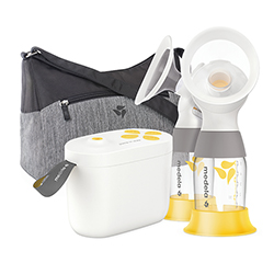 Medela Pump in Style with MaxFlow retail set 250x250