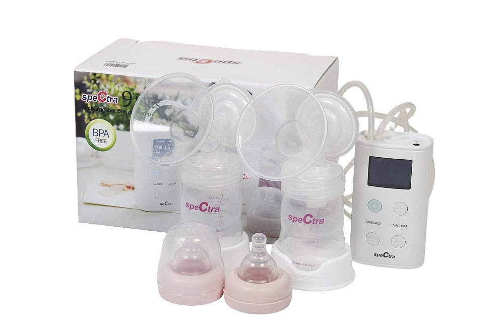 Spectra 9Plus Breast Pump Set