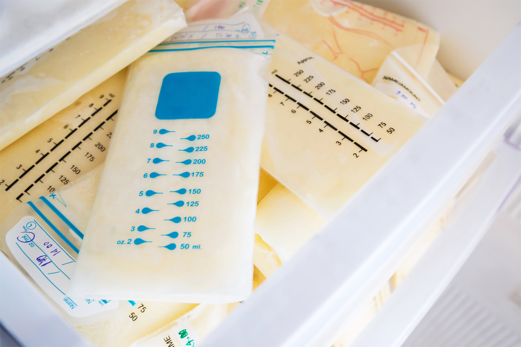 Frequently Asked Questions About Breast Milk Storage