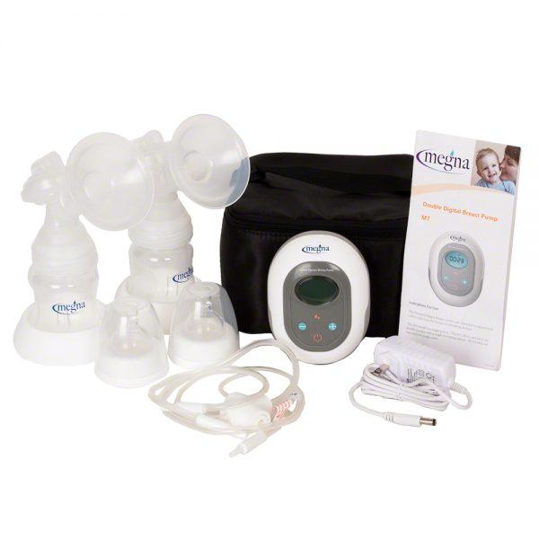 Megna Express Breast Pump Set 1000x1000