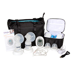 Megna Breast Pump Full Set 250x250