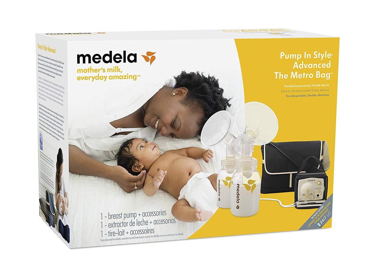 Medela Pump in Style Advanced Metro Bag Box