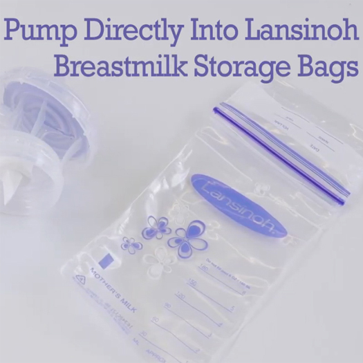 Lansinoh Smartpump Video Placeholder