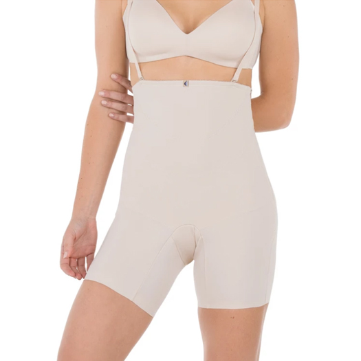 Sienna C-Section Recovery Garment Front View-Nude