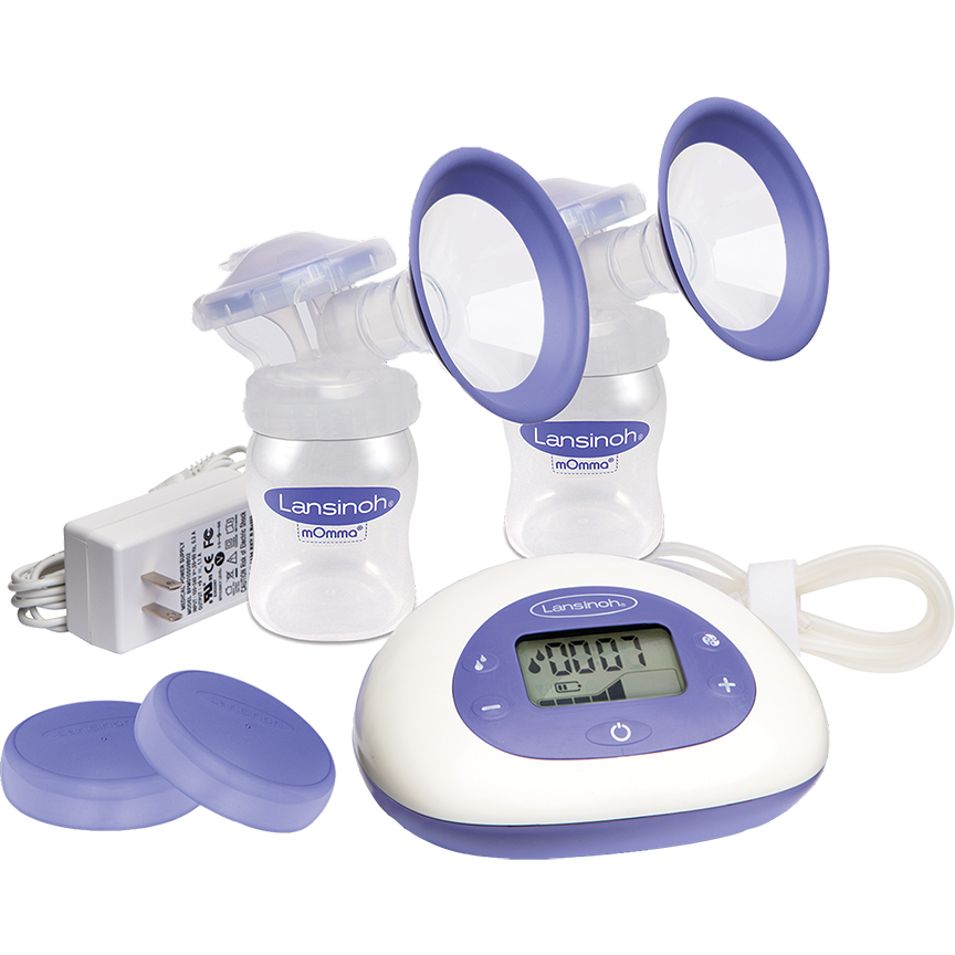 Lansinoh Signature Pro Double Electric Breast Pump Pumps For Mom