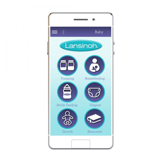 Lansinoh Smartpump App