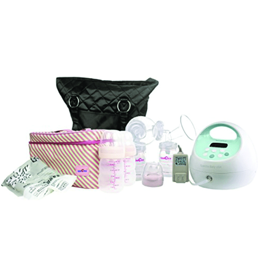 Spectra S1Plus Breast Pump Tote Set