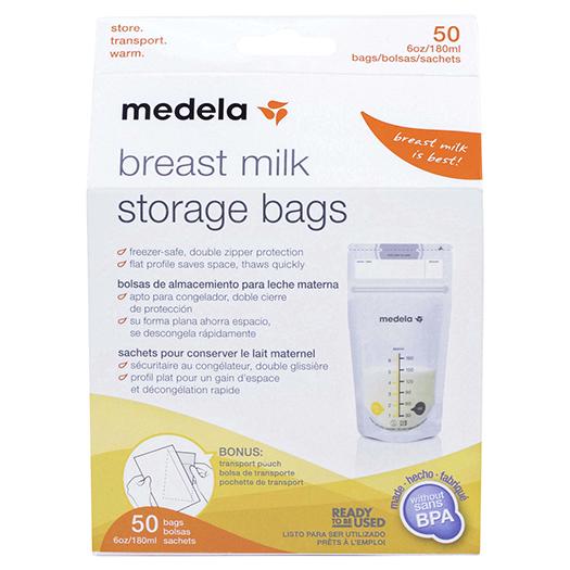 Medela Milk Bag 50 Count 525x525