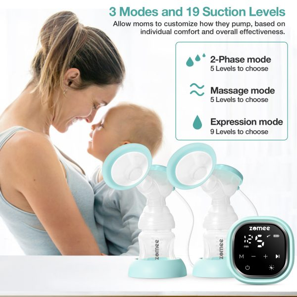 Zomee Z2-Modes and Levels